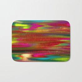 Astratto multicolore Bath Mat