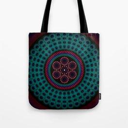Quantum Quark Tote Bag