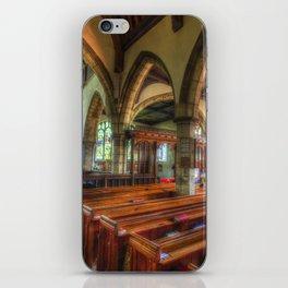 St Peter And St Paul Church Headcorn Kent iPhone Skin