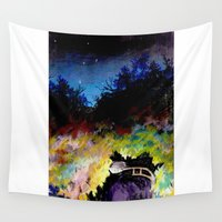 twilight Wall Tapestries featuring Twilight by Ivanushka Tzepesh