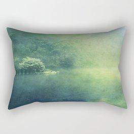 emerAld mYsts Rectangular Pillow