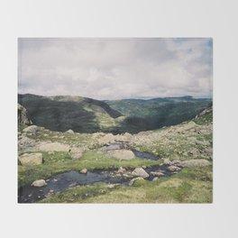 Fulfillment Throw Blanket
