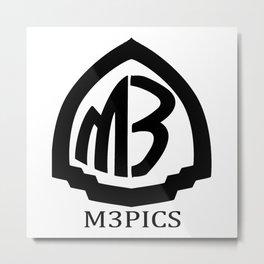 M3Pics Metal Print