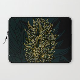 Nested in Gold Laptop Sleeve