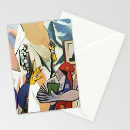 Mixed Picasso · 3 Stationery Cards