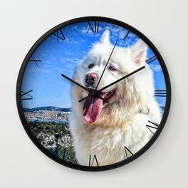 Dalmatian Soul Wall Clock
