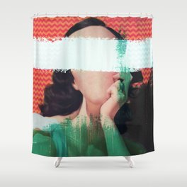 Tay 2 Shower Curtain