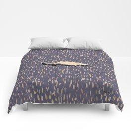 Salmon Spectacular Comforters