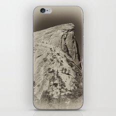 Yosemite Half Domes Backside Re-imagined iPhone & iPod Skin
