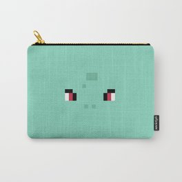 8-bit Pixel Bulba Carry-All Pouch