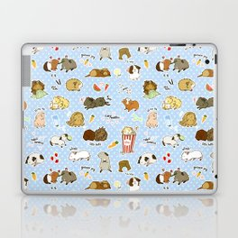Guinea Pig Party! - Cavy Cuddles and Rodent Romance Laptop & iPad Skin