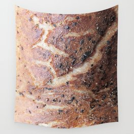 Baker's Abstract Wall Tapestry