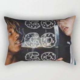 GO Juice Wrld, The Kid Laroi Rectangular Pillow