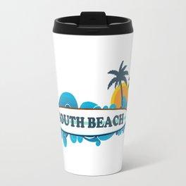South Beach - Miami. Travel Mug
