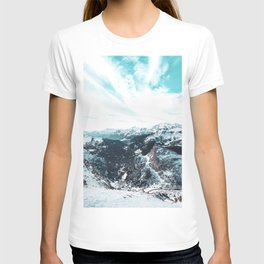 Stormy Cold Day T-shirt
