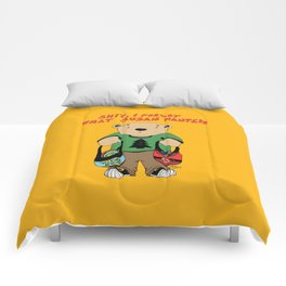 """""""Shit, I forgot what Susan wanted."""" Comforters"""