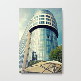 Berlin - Federal Ministry of the Internal Metal Print