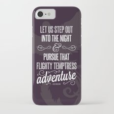 Into the Night iPhone 7 Slim Case