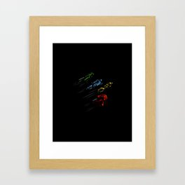 Take to the Skies Framed Art Print