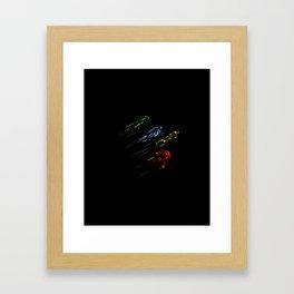Take to the Skies Framed Art Print