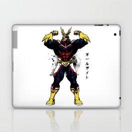 Symbol of Peace Ink Laptop & iPad Skin