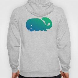 Happy Whale Icon Hoody