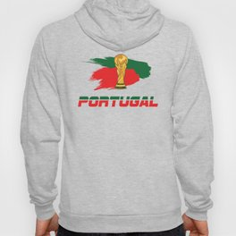 World cup portugal Hoody