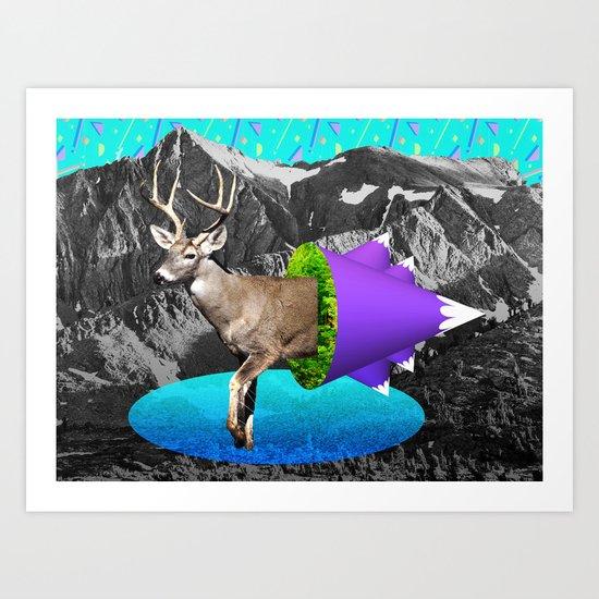 A Big Concept Art Print