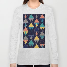 Triangular Affair III Long Sleeve T-shirt