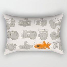 Fisheye Rectangular Pillow