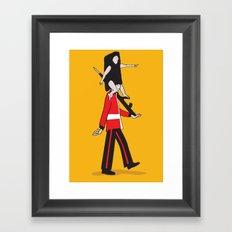 Royal Guides Framed Art Print