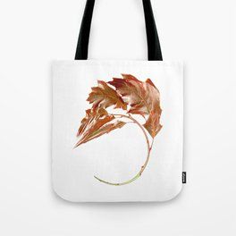 Warped English Oak Tote Bag