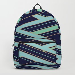 Art Deco Even Faster Backpack