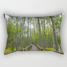 Southern Marsh Rectangular Pillow