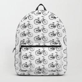 Vintage Bicycles Backpack