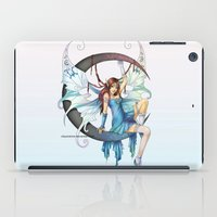 fairy iPad Cases featuring Fairy by clayscence