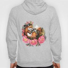Flora and Fauna Fox Hoody