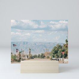 Bombay Streets Mini Art Print