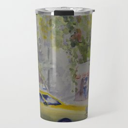 NYC TAXI Travel Mug