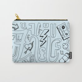 Color-FU-l Carry-All Pouch