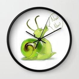 Noot! Noot! Wall Clock