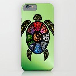 Bagua Turtle iPhone Case