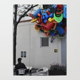 The mystery of toys Poster