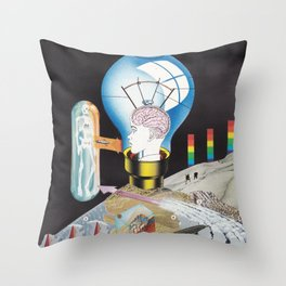 Drug Throw Pillow
