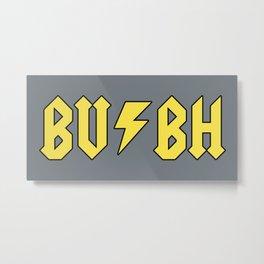 Butt-Head (BV & BH) Metal Print