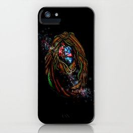 Enchanted Forest Magical Portal iPhone Case