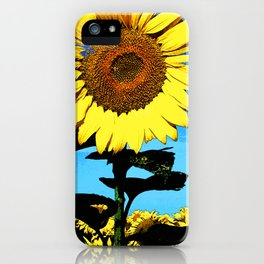 girasole iPhone Case