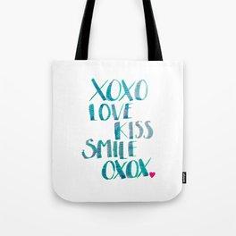 XOXO Tote Bag