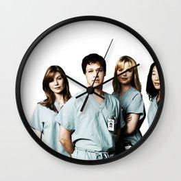 Bailey's Interns Wall Clock