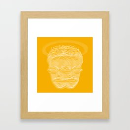 Snowden Angel Framed Art Print
